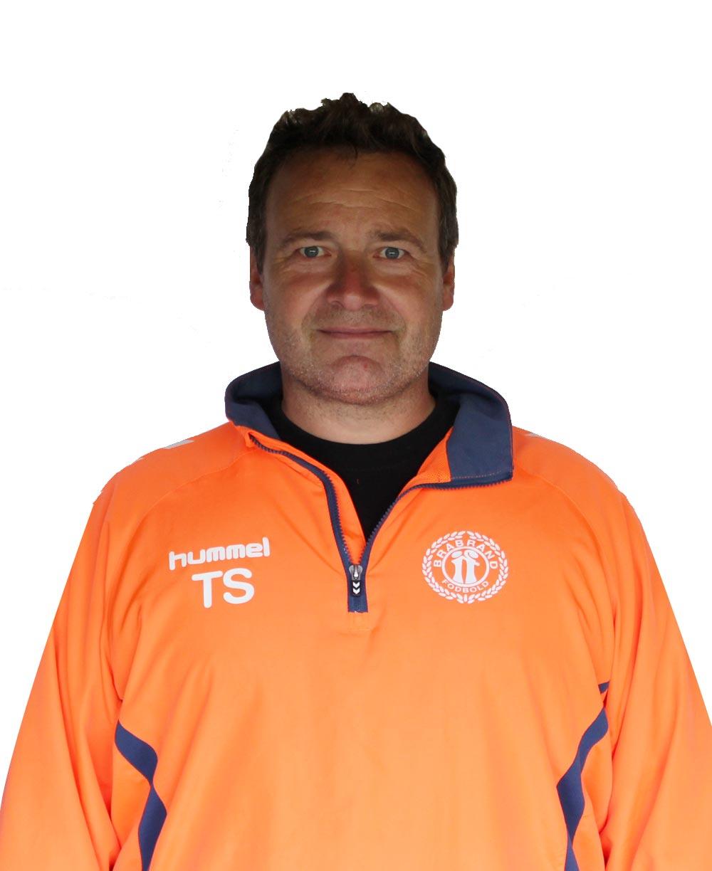 Tom Søjberg, cheftræner