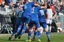 Holdånd sikrede historisk sejr i Vejle