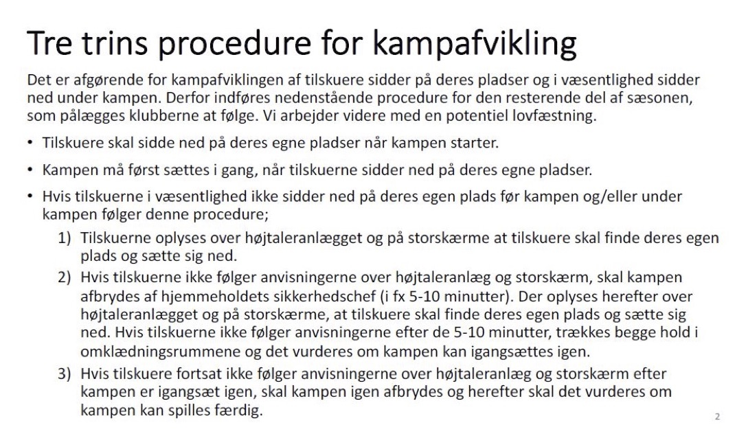 tre trins procedure for kampafvikling1